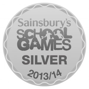 Sainsbury's School Games Silver Award