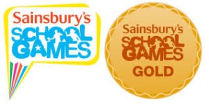 Sainsbury's Gold Sports Award